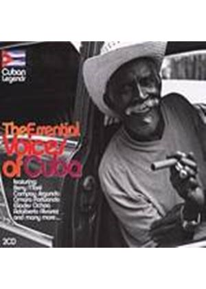 Various Artists - The Essential Voices Of Cuba (Music CD)