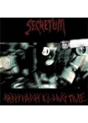 Secretum - Happy Happy Killing Time (Music CD)