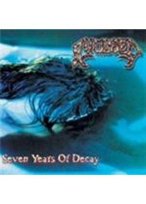 Avulsed - Seven Years Of Decay And Blood [Digipak] (Music CD)