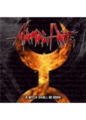 Animal Hate - Witch Shall Be Born, A [Digipak] (Music CD)