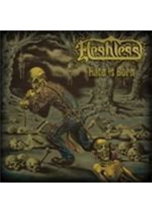 Fleshless - Hate Is Born (Music CD)