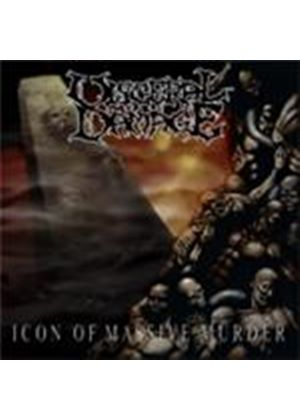 Visceral Damage - Icon Of Massive Murder (Music CD)