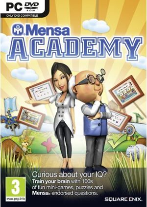 Mensa Academy (PC DVD)