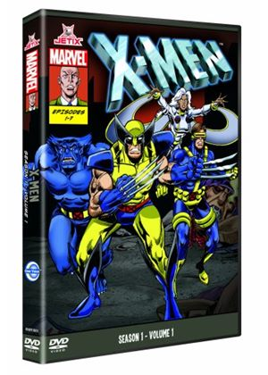 X-men - Series 1 Vol.1