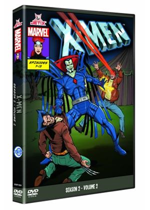 X-men - Series 2 Vol.2