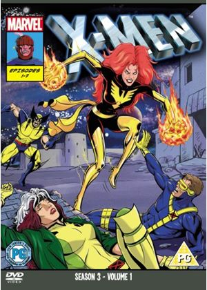 X-Men: Season 3 - Volume 1