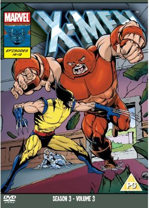 X-Men: Season 3 - Volume 3