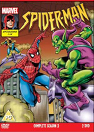 Spider-Man: The Animated Series - Season 3 (Spiderman) (1994)
