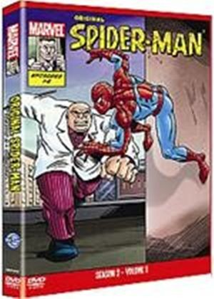 Spider-Man: The Original Animated Series 2 - Vol.1 (Spider Man) (1967)