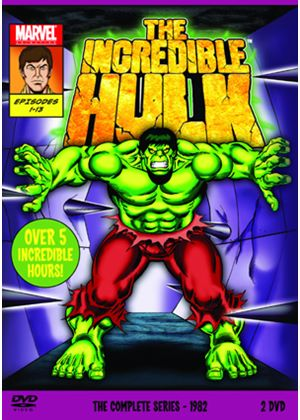 Incredible Hulk - Complete Series