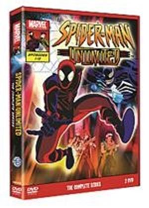 Spider-man Unlimited - The Complete Series