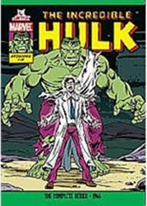Incredible Hulk - The Complete Series