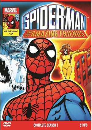 Spider-Man & His Amazing Friends Complete Season 1