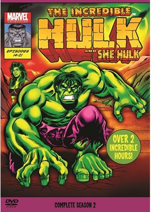 The Incredible Hulk (1996) - Complete Series 2
