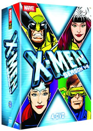 X-men - Series 1-2 - Complete