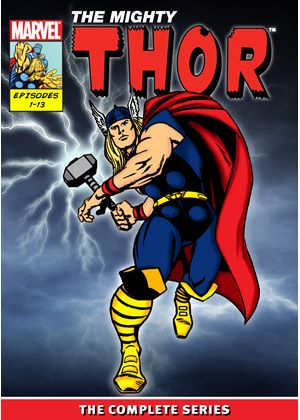 The Mighty Thor - Complete 1966 Series