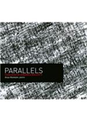 Parallels: Piano Music of Scriabin & Roslavets (Music CD)