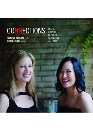 Connections: Music by Franck, Debussy, Chausson and Fauré (Music CD)