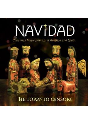 Navidad: Christmas Music from Latin America and Spain (Music CD)
