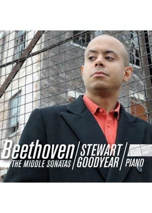 Beethoven: The Middle Sonatas (Music CD)