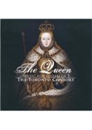 The Queen: Music for Elizabeth 1 (Music CD)