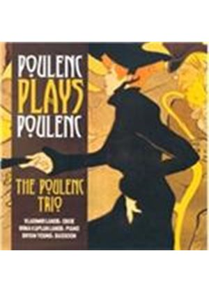Poulenc plays Poulenc (Music CD)