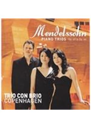 Mendelssohn: Piano Trios Op. 49 & 66 (Music CD)