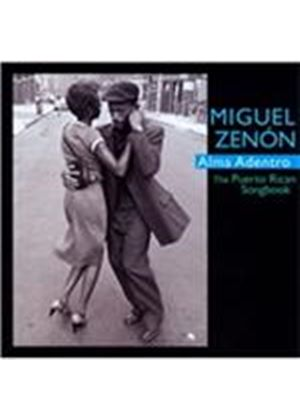 Miguel Zenón - Alma Adentro (The Puerto Rican Songbook) (Music CD)