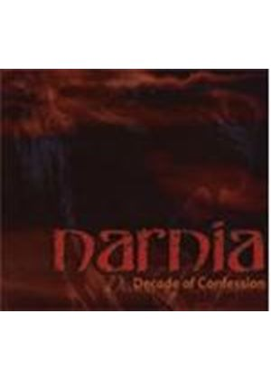 Narnia - Decade Of Confession (Music CD)