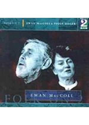 Ewan MacColl And Peggy Seeger - Folk On 2 (Music CD)
