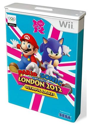 Mario and Sonic at the London 2012 Olympic Games - Special Edition (Wii)