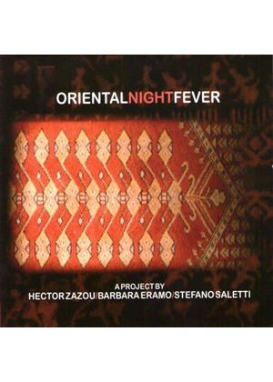 Barbara Eramo - Oriental Night Fever (Music CD)