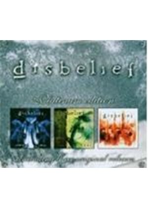Disbelief - Box Set (Worst Enemy/Shine/Spreading The Rage)