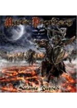 Mystic Prophecy - Satanic Curses (Music Cd)