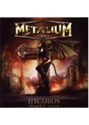 Metalium - Incubus - Chapter Seven (Music Cd)