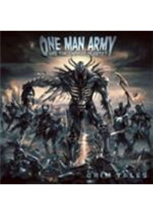 One Man Army & The Undead Quartet - Grim Tales (Music CD)