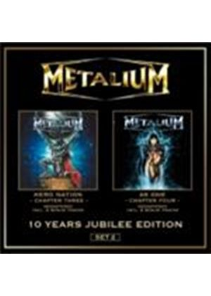 Metalium - Hero Nation Vol.3 (Special Edition) (Music CD)