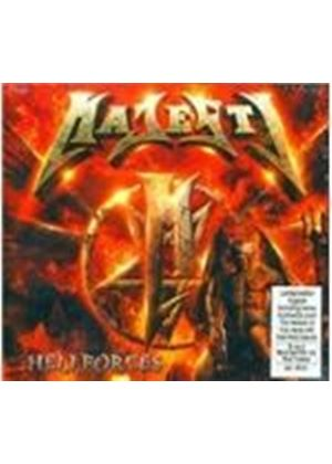 Majesty - Reign In Glory/Hellforces (Music CD)