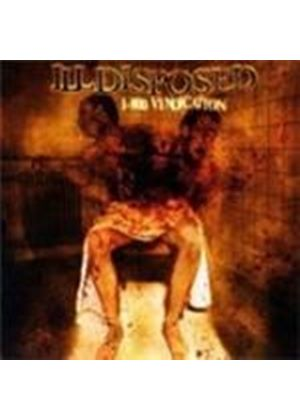 Illdisposed - 1-800 Vindication (Music CD)