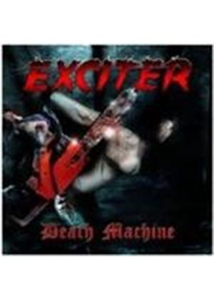 Exciter - Death Machine (Music CD)