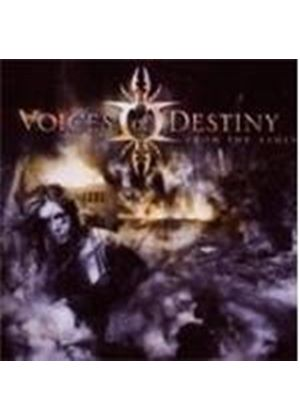 Voices Of Destiny - From The Ashes (Music CD)