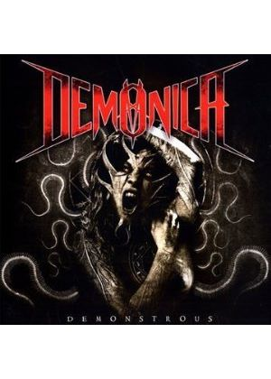 Demonica - Demonstrous (Music CD)