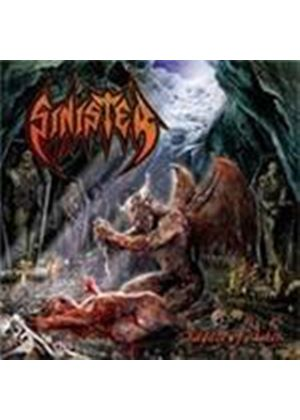 Sinister - Legacy Of Ashes (Music CD)