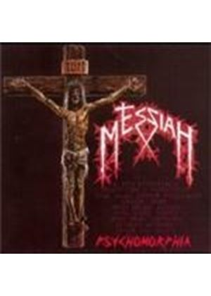 Messiah - Psychomorphia (Music CD)