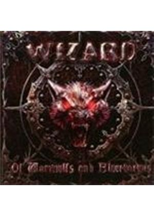 Wizard - Of Wariwulfs And Bluotvarwes (Music CD)