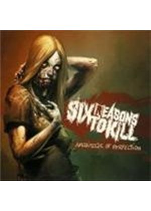 Six Reasons To Kill - Architects Of Perfection (Music CD)
