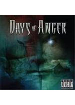 Days Of Anger - Death Path (Music CD)