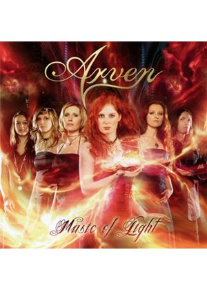 Arven - Music of Light (Music CD)