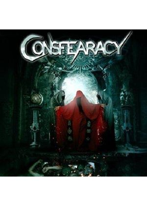 Consfearacy - Consfearacy (Music CD)