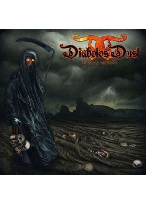 Diabolos Rising - Ruins of Mankind (Music CD)